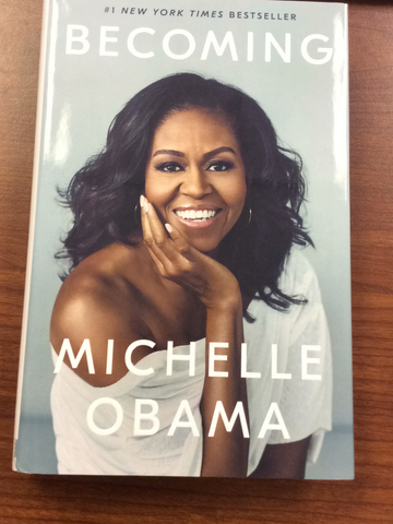 Becoming- Michelle Obama