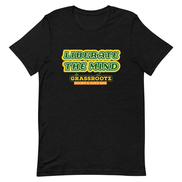 Liberate the Mind Short-Sleeve Unisex T-Shirt