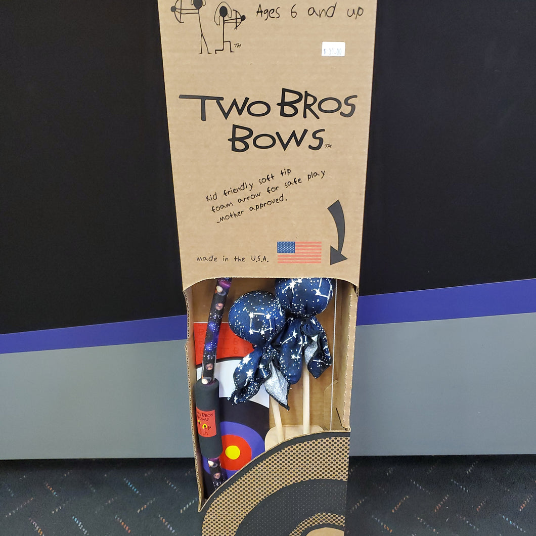 Two Bros Bows: Galaxy Bow