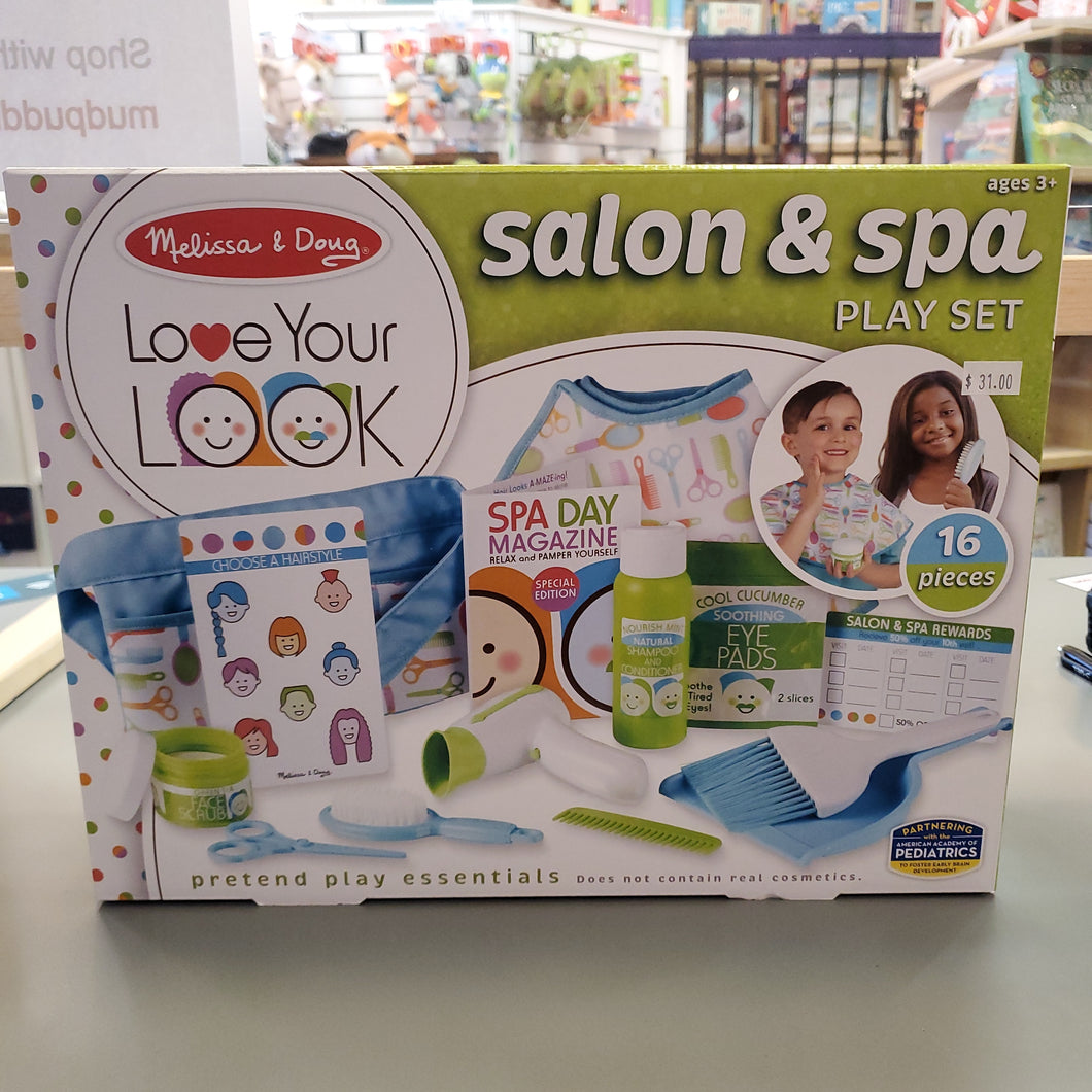 Love your Look: Salon and Spa playset