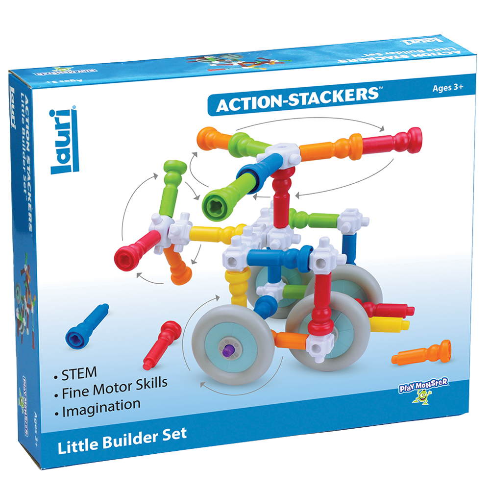 Action Stackers: Little Builder Set