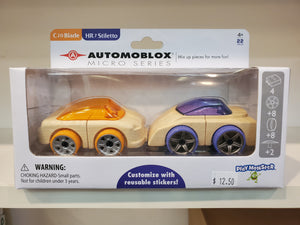 Automoblox Micro Series 2pk