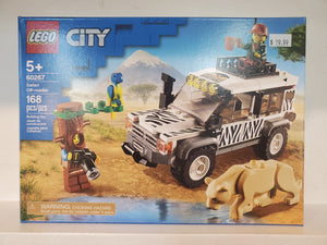 City: Safari Off Roader