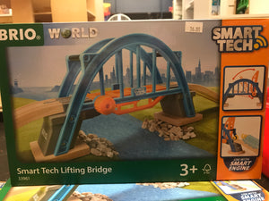 Brio World - Smart Tech Lifting Bridge
