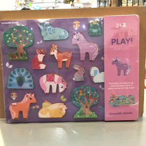 16 pc animal set