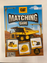 Load image into Gallery viewer, CAT Construction Matching Game