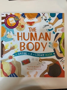 The Human Body - A Shine a Light Book
