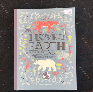 I love the earth - a journal