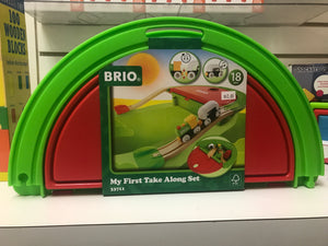 Brio - My First Take Along Train Set