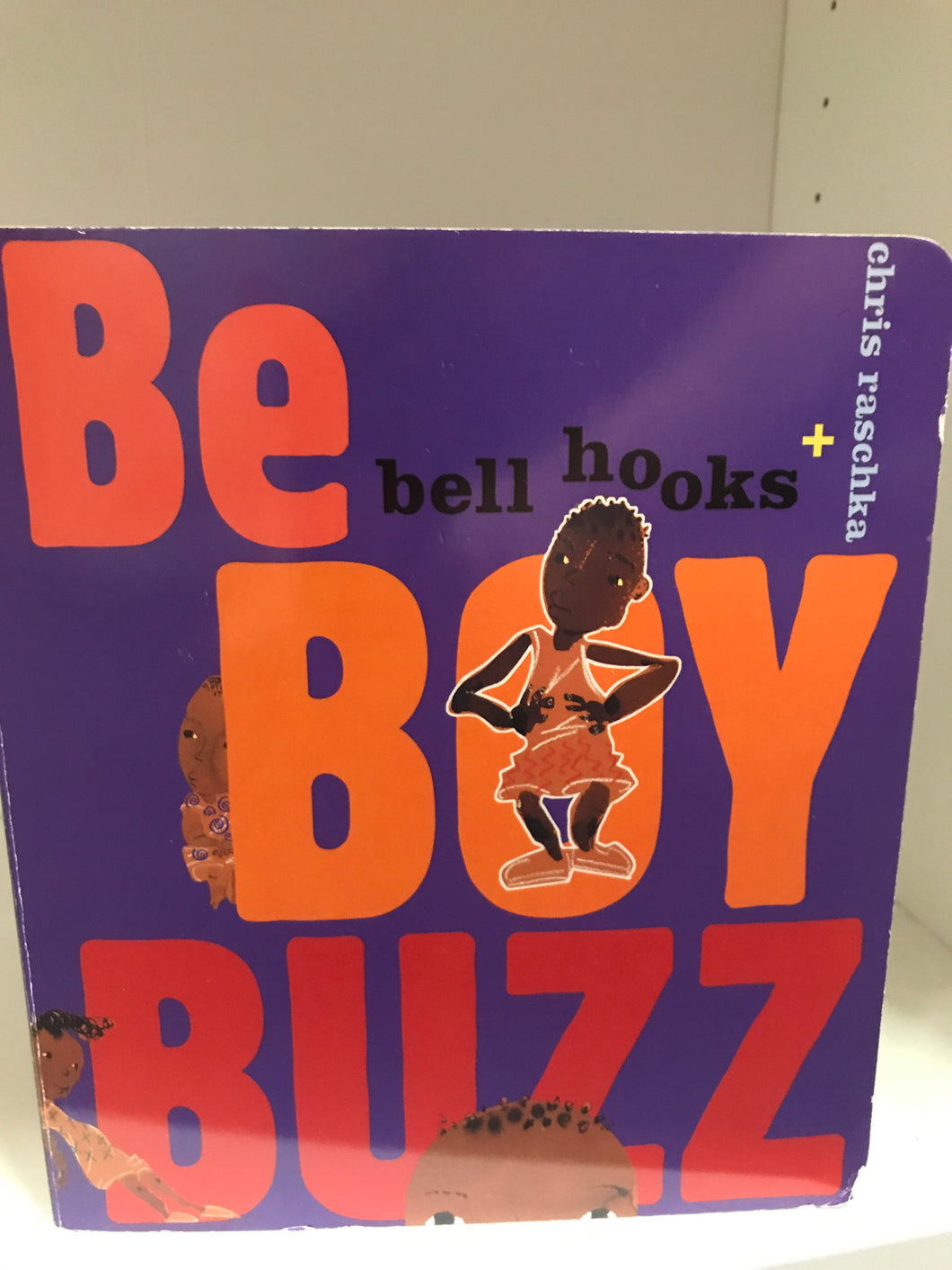 BE BOY BUZZ - Bell Hooks (Disney Books)
