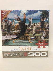 Yoga Spa 300pc