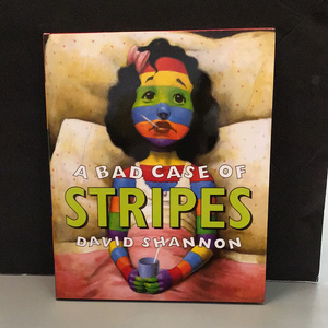 Bad Case of Stripes book
