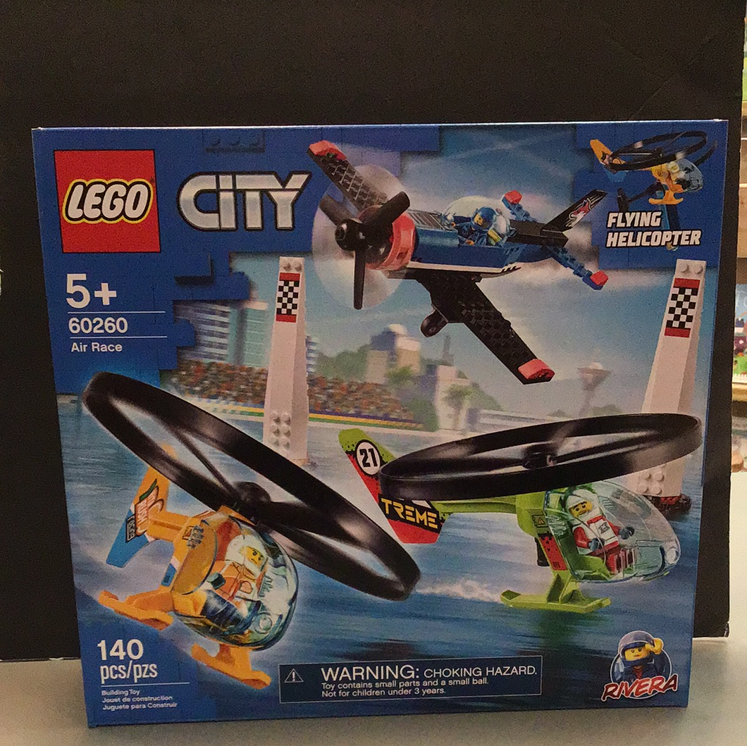 Air Race - Lego