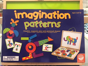 MindWare - Imagination Patterns magnetic set