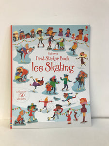 First Sticker Book - Ice Skating