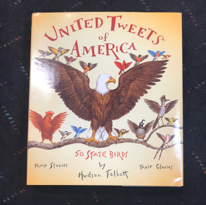 United Tweets of America - 50 State Birds