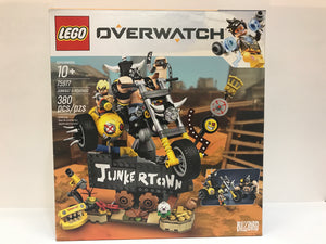 LEGO - Overwatch Junkrat and Roadhog