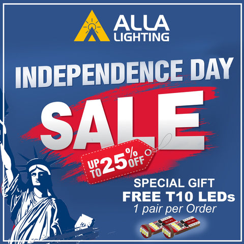 Alla Lighting Promo Code Discount LED Lights Bulbs