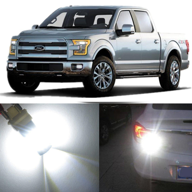 7440 W21W LED Reverse Lights Bulbs for 2019-2010 Ford F150 Backup