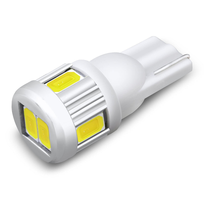 T10 194 168 LED Lights Bulbs 5630-SMD W5W 2825-Alla Lighting