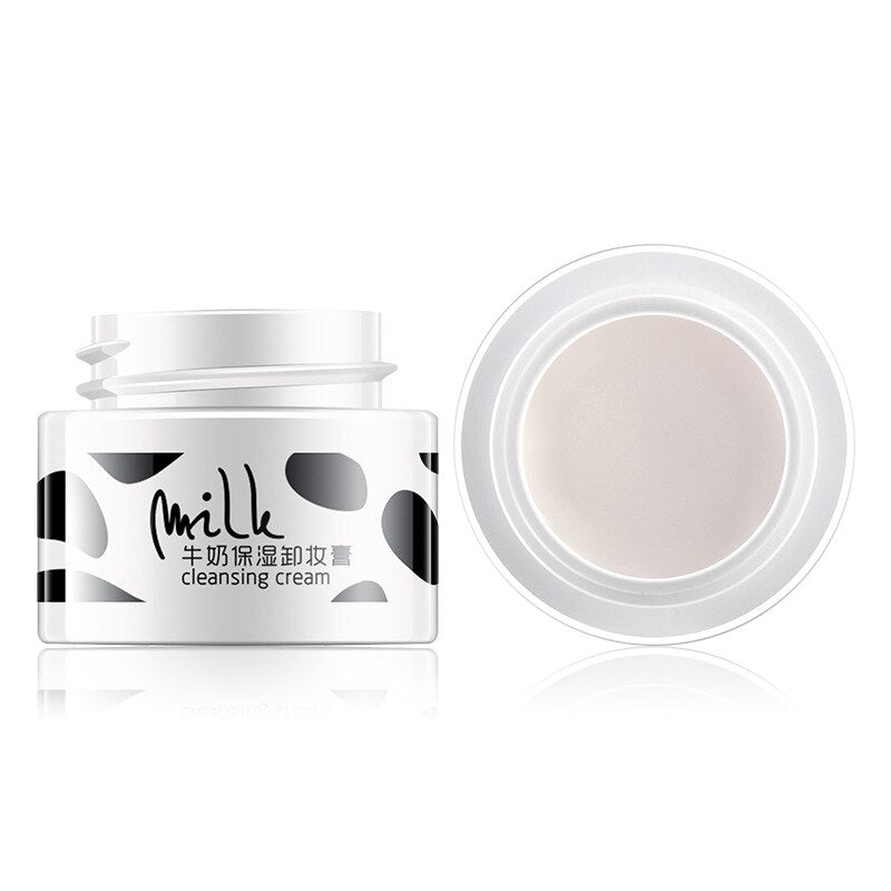 Milk Moisturizes Face Unisex Cleanser Skin Protected  Embellish Remove Makeup