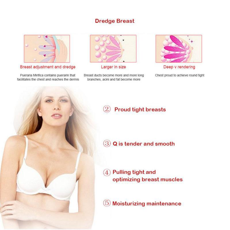 Breast Lift Mask Breast Enlarger Patch Breast Mask Bust Firming Lifting Pad Collagen Breast Shaper Lift Enlarger Pad