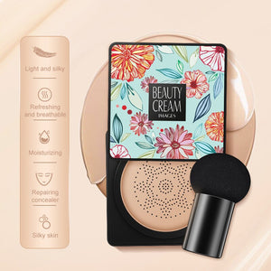 20g Air Cushion Mushroom Head BB Cream Make Up Concealer Moisturizing CC Cream Bueaty Korean Professional Cosmetics Makeup