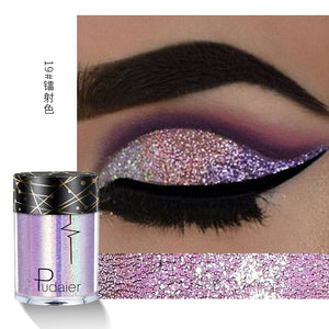 1pc Makeup Eye Shadow Shimmering Shiny Glitter Eyeshadow Universal Party Eyeshadow Pallete Cosmetic Eye Beauty