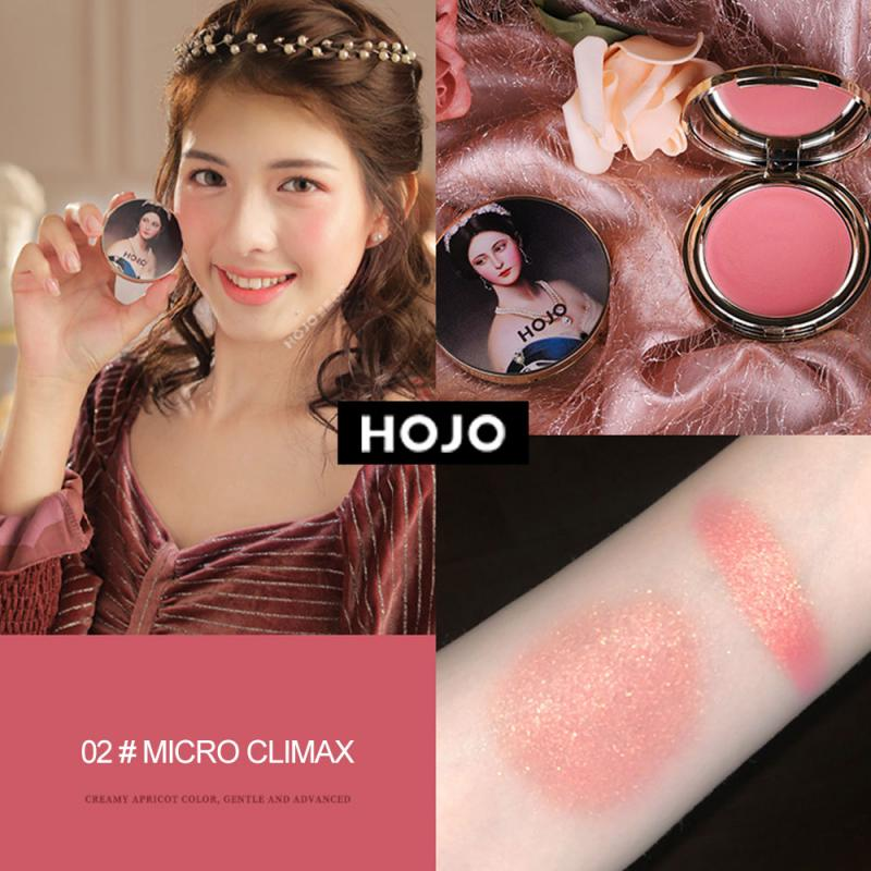 HOJO 4 Color Blush Rouge face blush palette