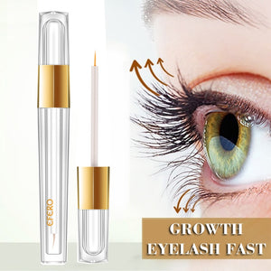 EFERO Eye Serum Eyelash Enhancer Eye Lash Serum Treatment Makeup Eye Lash Extensions Mascara Thicker Longer Eyelash Growth