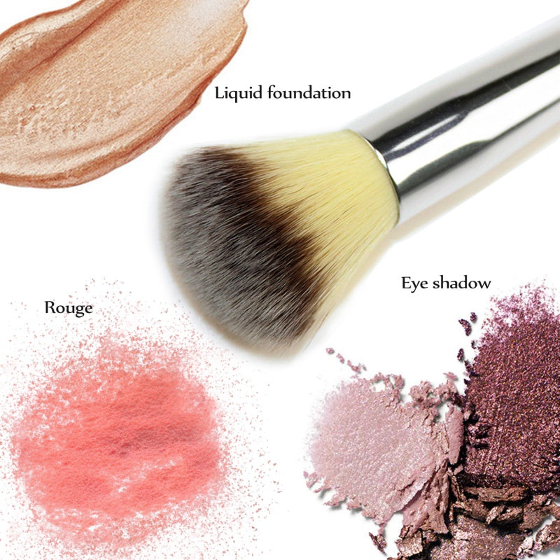 1PcDouble head Foundation Brushes Powder Eyeshadow Blush Brushes Face Makeup Tool