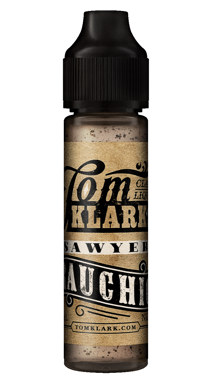 Tom Klark's SAWYER RAUCHIG 60ml