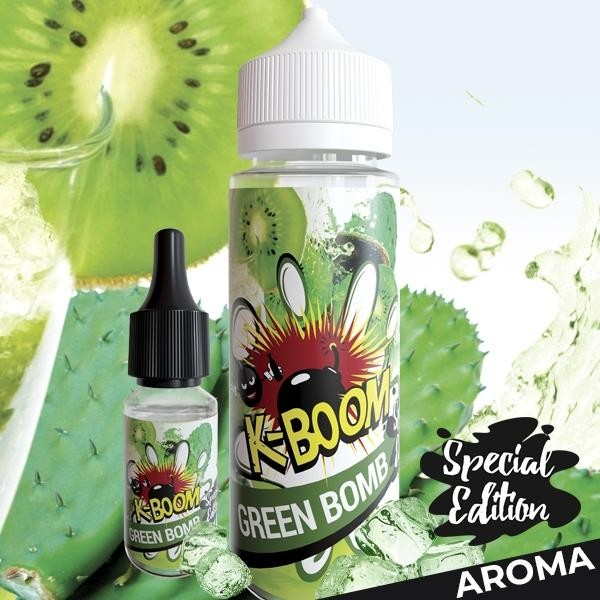 Special Edition Green Bomb Aroma