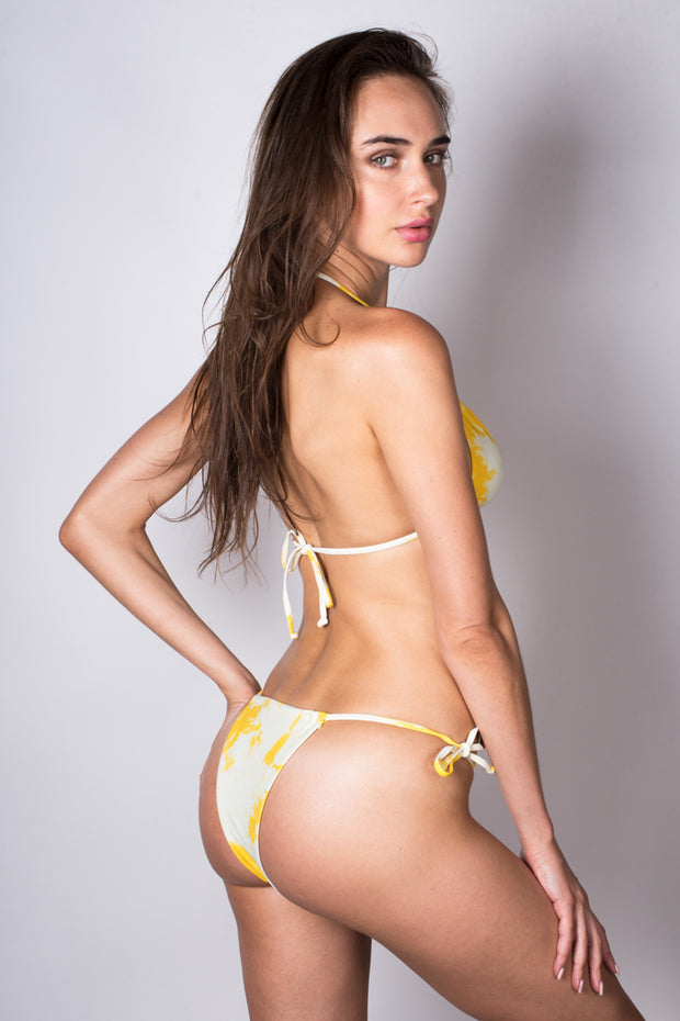 Yellow Cabo Top