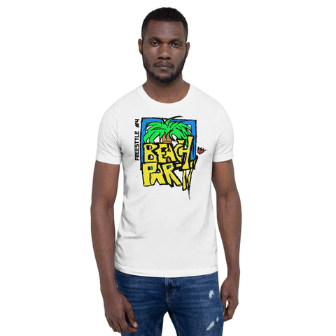 Freestyle #4 - Short-Sleeve Unisex T-Shirt