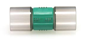 Straight Connector 22F-22F X 6
