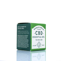 CBD Essential Gel 700MG Broad Spectrum - Bellacanna