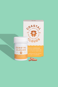Coastal Clouds Focus Capsules 30 Count - Bellacanna