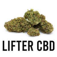 Lifter Flower 22% CBD - bellacanna hemp products - best selling cbd brands