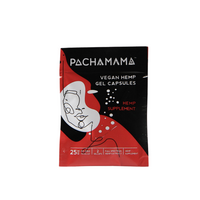 Pacha Mama Vegal Gel Caps (2 Pack) 25MG Broad Spectrum Per Capsule - Bellacanna