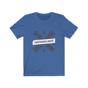 Caffeination World X - Classic Tee - Caffeination World