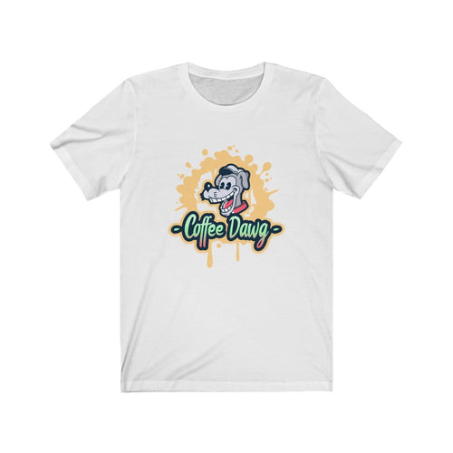 Coffee Dawg - Classic Tee - Caffeination World