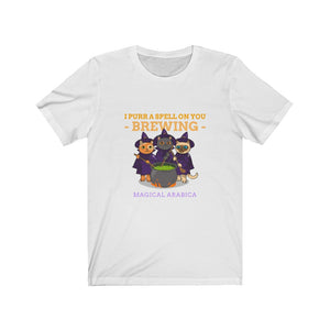 I purr a pell on you - Classic Tee - Caffeination World