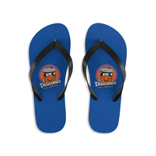 Load image into Gallery viewer, Delicious - Unisex Flip-Flops - Caffeination World