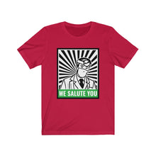Load image into Gallery viewer, Doctors: We salute you - Classic Tee - Caffeination World