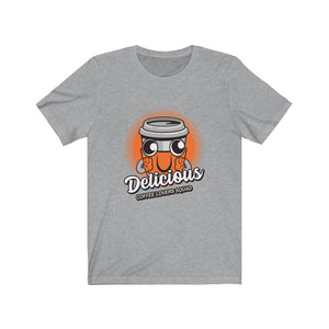 Delicious Coffee Lovers Squad - Classic Tee - Caffeination World