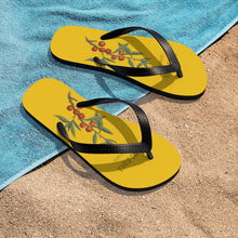 Load image into Gallery viewer, Coffeea arabica - Unisex Flip-Flops - Caffeination World