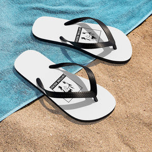Caffeine rocks! - Unisex Flip-Flops - Caffeination World