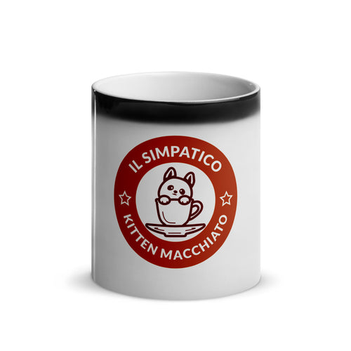 Il Simpatico - Magic Mug 11 oz - Caffeination World