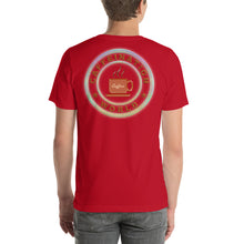Load image into Gallery viewer, Coffee is the best medicine - Premium Tee - Caffeination World